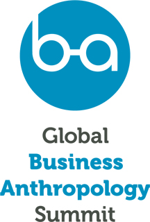 GBAS logo, alternate orientation