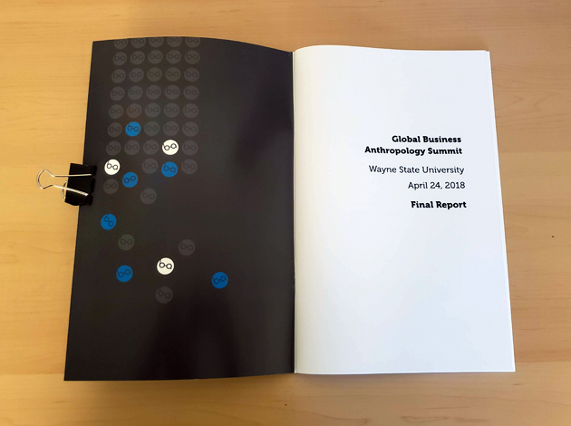 GBAS report interior pages