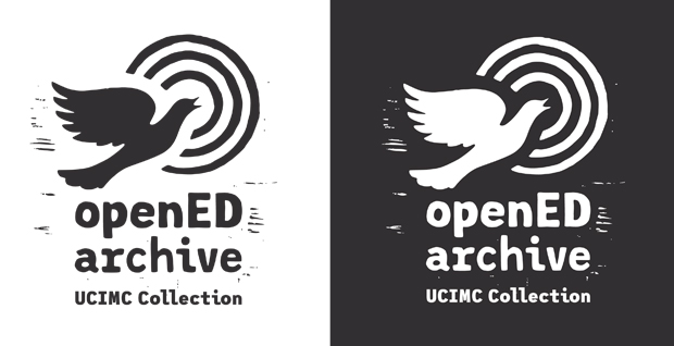 openED archive logo legacy colors